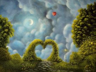 steps-to-love-fantasy-landscape-fairytale-art-by-philippe-fernandez-philippe-fernandez