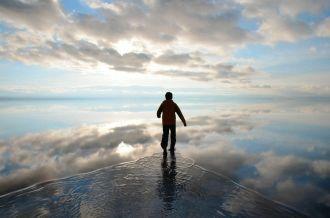 cloud-walking