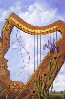 Lady-in-the-Harp-Optical-Illusion