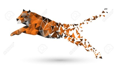 46092040-tiger-of-polygons-stock-vector-tiger-geometric-polygon
