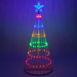 Multicolor-LED-Light-Show-Tree-8586