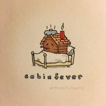 Day-961-pun-illustration-drawing-art-sick-cabinfever