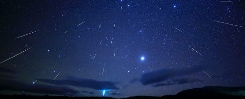 Meteor-Shower