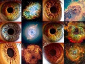 human-eye-galaxies