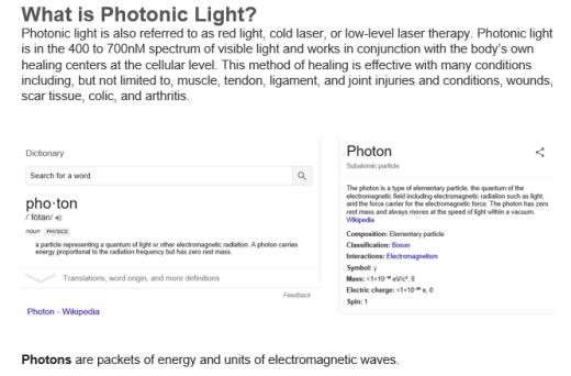 photoniclight